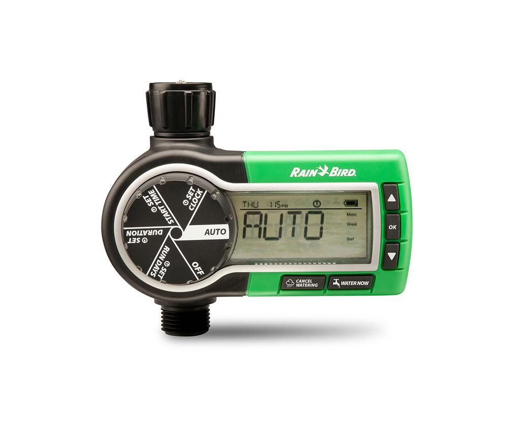 Automatický časovač pro zavlažovací systém